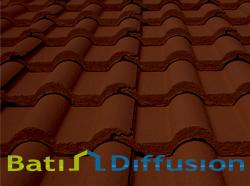 BATI PROTECT COLOR - Revêtement Coloré Spécial Toiture